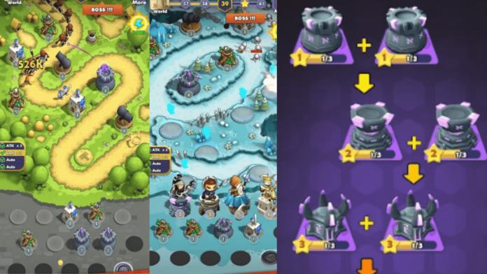 Mini War Idle Tower Defense APK Download Link