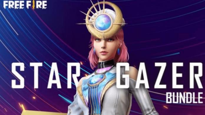Star Gazer Bundle in Free Fire