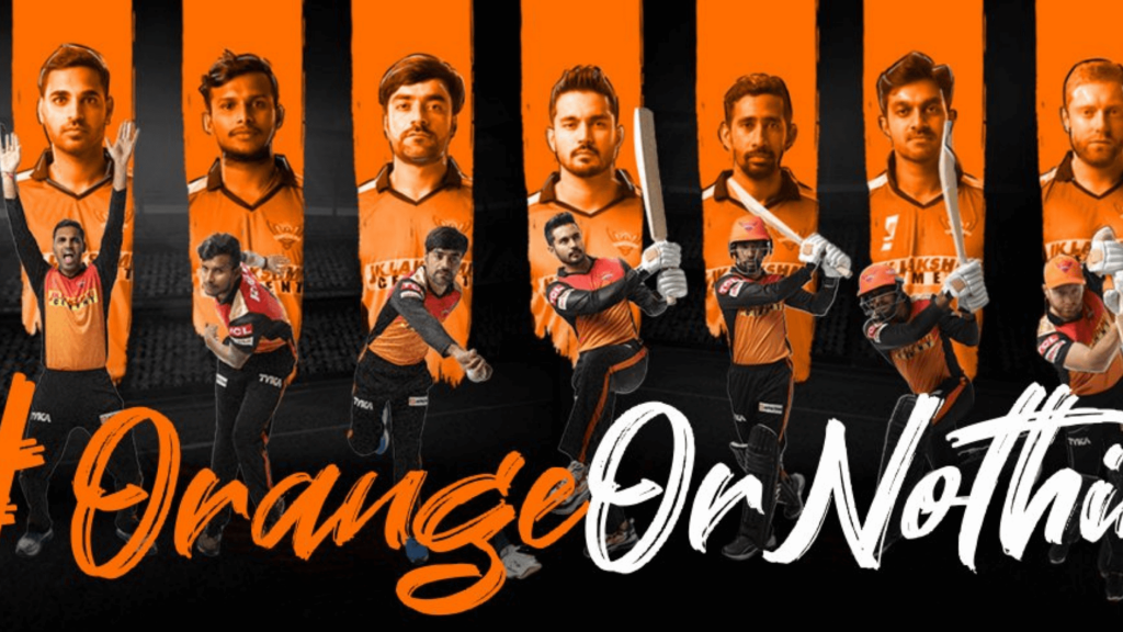 Sunrisers Hyderabad Best Playing XI Team