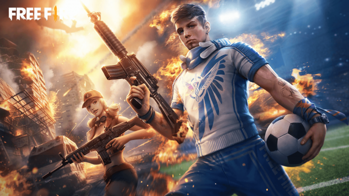 Today New update Free Fire redeem code 2021