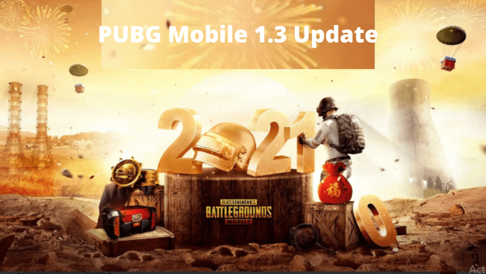 release date for PUBG Mobile 1.3 Update