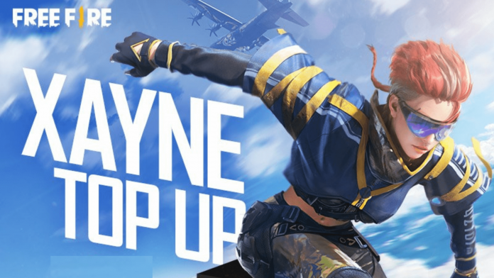 Get Xayne Character in Free Fire
