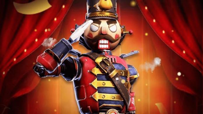 Mr. Nutcracker from Diamond Royal in Free Fire
