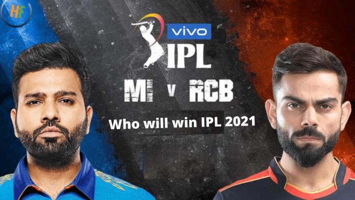 Mumbai Indians (MI) vs Royal Challengers Bangalore (RCB) Match Prediction 2021