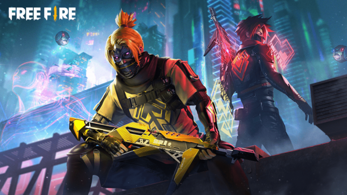 List of all New Free Fire Redeem Codes released in April 2021