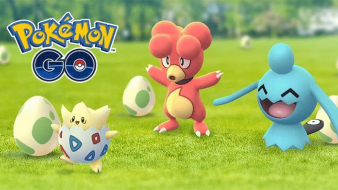 Pokemon GO Egg Chart