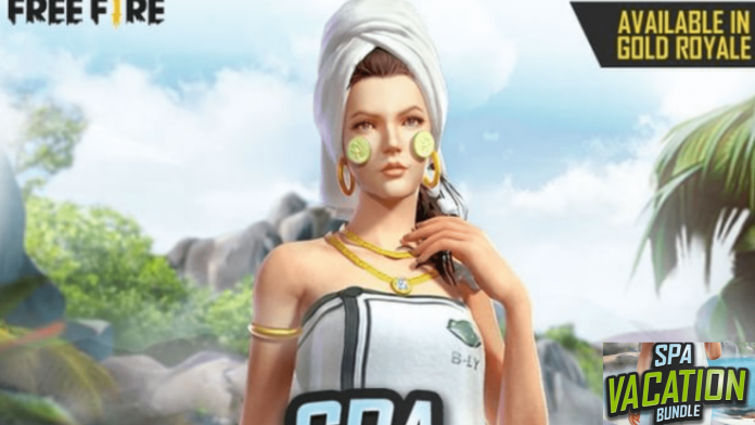 Spa Vacation Bundle in Free Fire