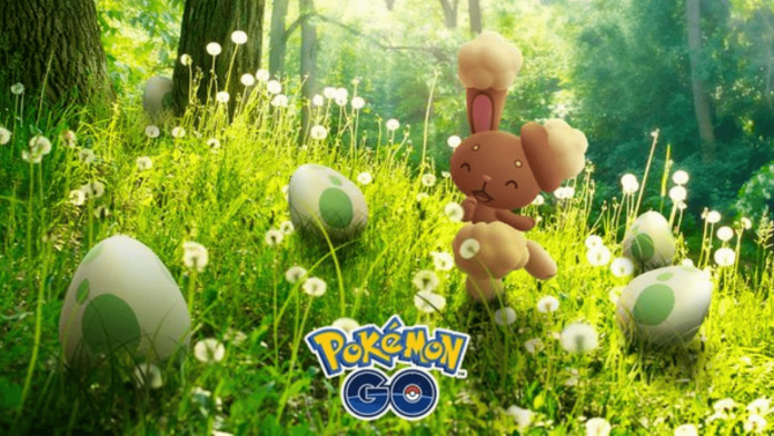 Spring into Spring Collection event in Pokemon GO