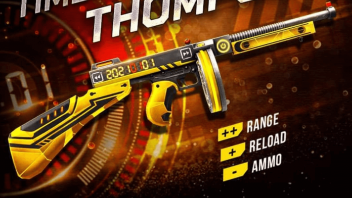 Time Travellers Thompson skin