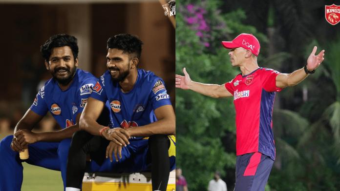 Vivo IPL 2021 CSK vs PBKS head-to-head