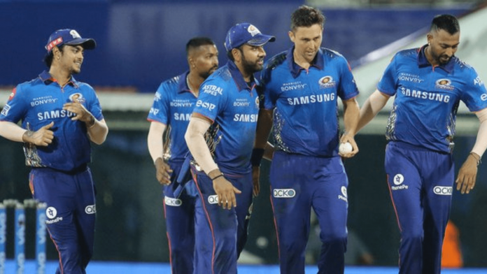 Who Won yesterday IPL match KKR vs MI