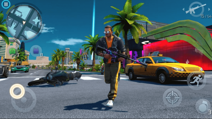 best games for Android like GTA V