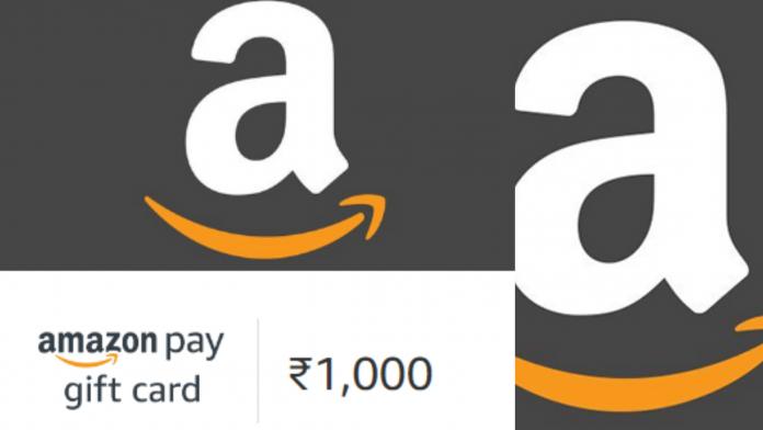 Amazon Pay Gift Card Code Generator