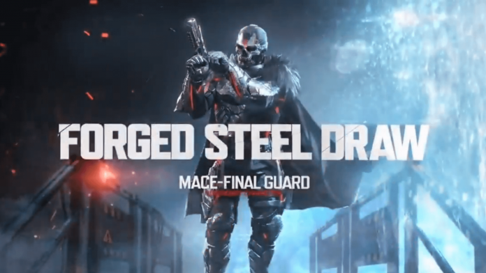 COD Mobile Forged Steel Draw