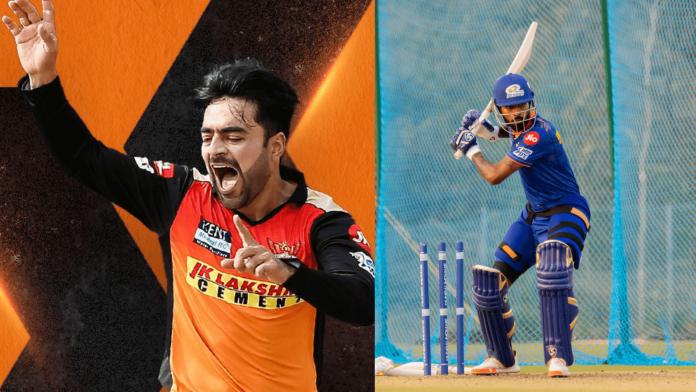 Who will win Today IPL 2021 match MI Vs SRH