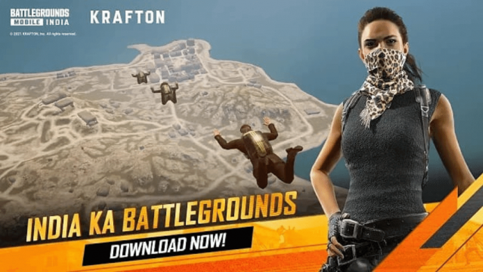 Download Battlegrounds Mobile India (BGMI) in Jio Phone
