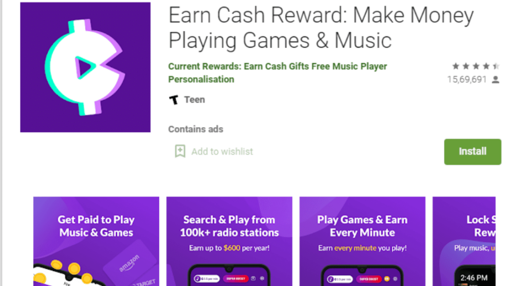 Earning from Apps