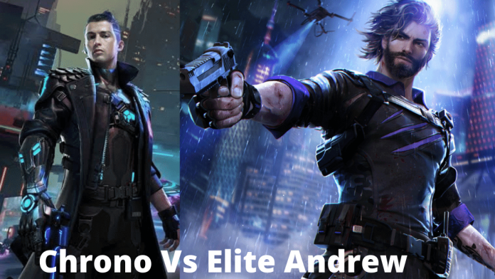 Elite Andrew Vs Chrono character