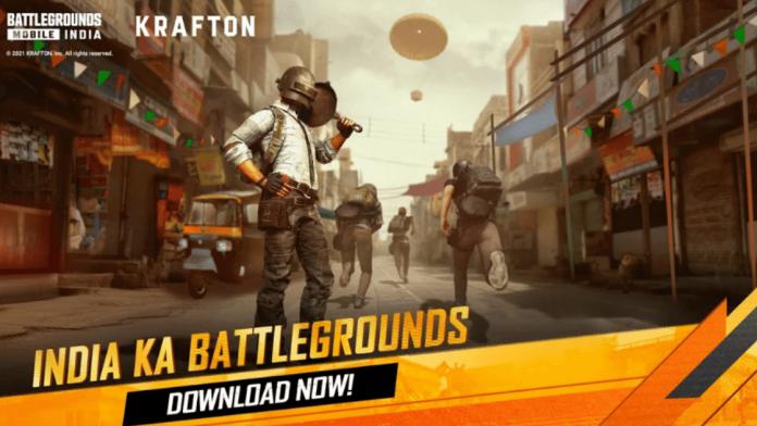 BGMI (Battlegrounds Mobile India) Update