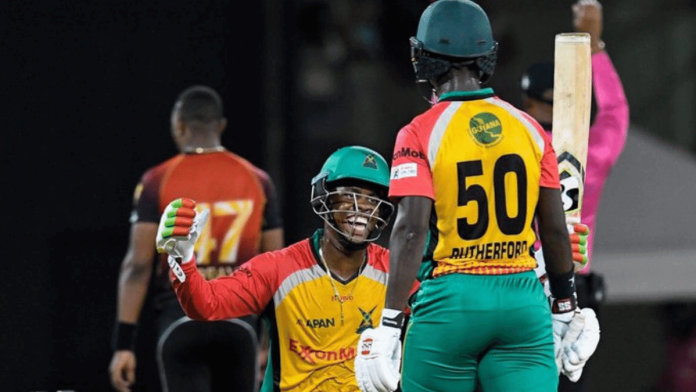 CPL 2021 Today Match Prediction