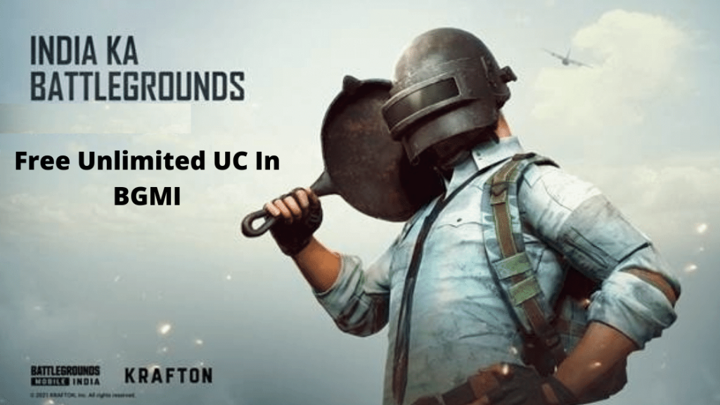 Get Free Unlimited UC In Battlegrounds Mobile India (BGMI)