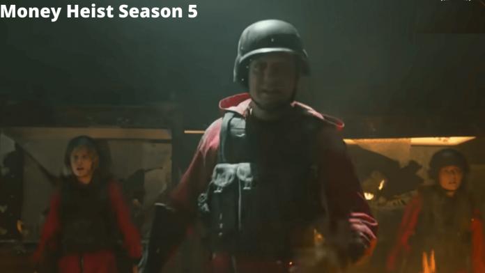 Money Heist Season 5 Download in Hindi Leaked by 1filmy4wap